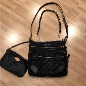 MZ WALLACE crossbody large downtown Crosby